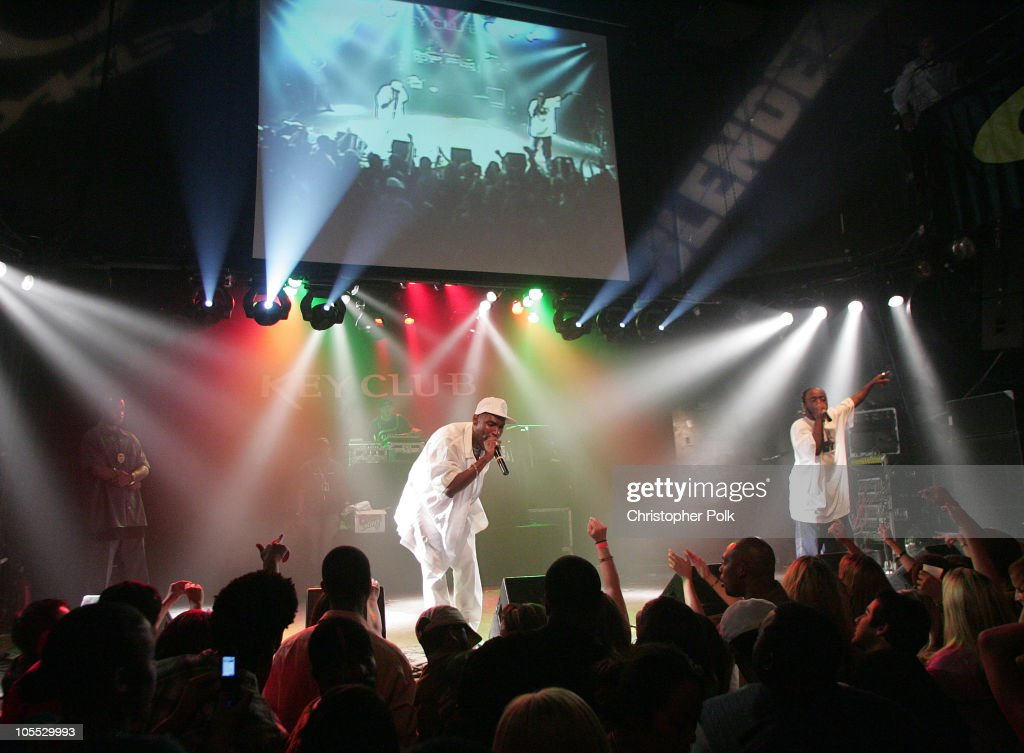 Ying Yang Twins *Exclusive Coverage* during Blender/Oakley X Games Party Inside at The Key Club in Los Angeles California United States