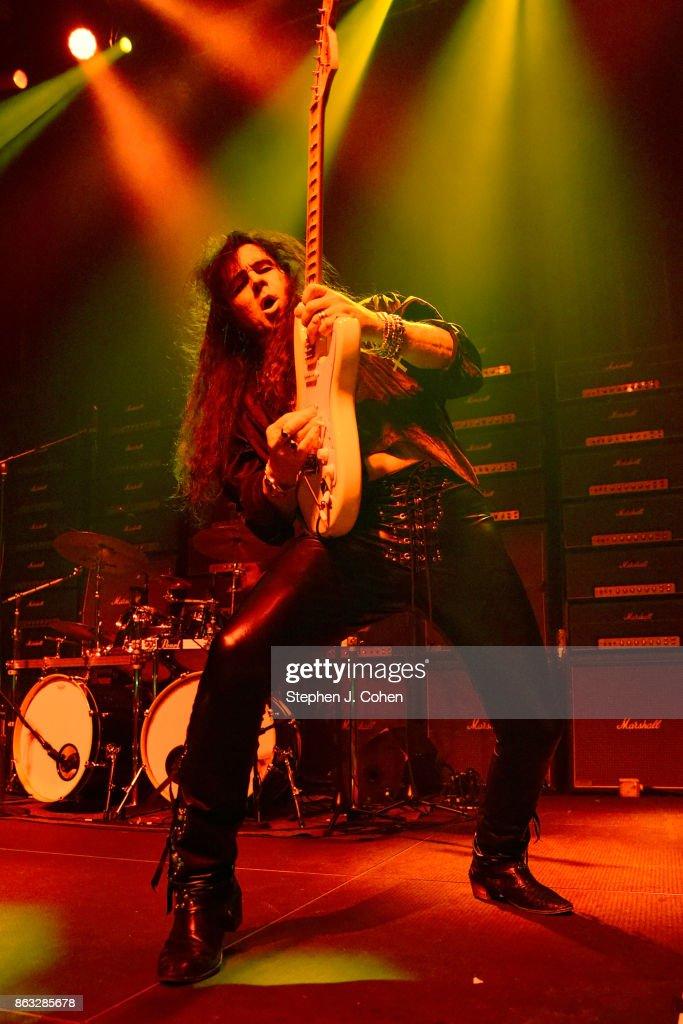 Yngwie Malmsteen In Concert - Louisville, Kentucky