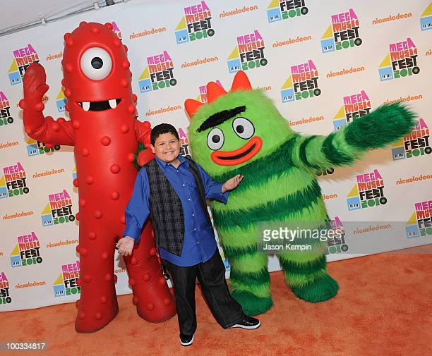 character and yo company Yo gabba gabba was an american live action/puppet children's trademarks relating to yo gabba gabba and its characters are held by the electric company.