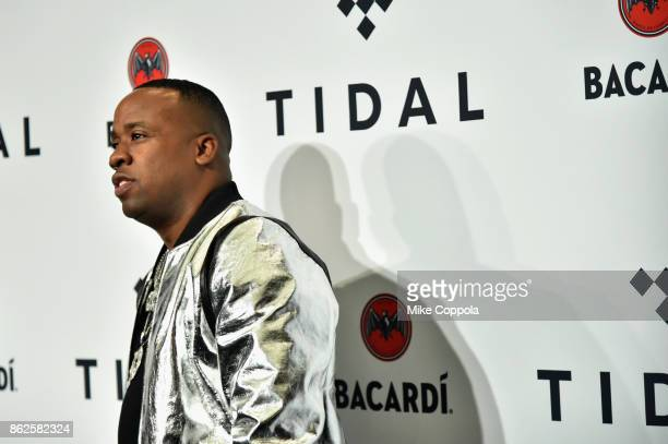 Yo Gotti attends TIDAL X Brooklyn at Barclays Center of Brooklyn on October 17 2017 in New York City