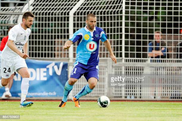 Yoan RIVIERE Caen / Le Havre Match Amical 2011/2012