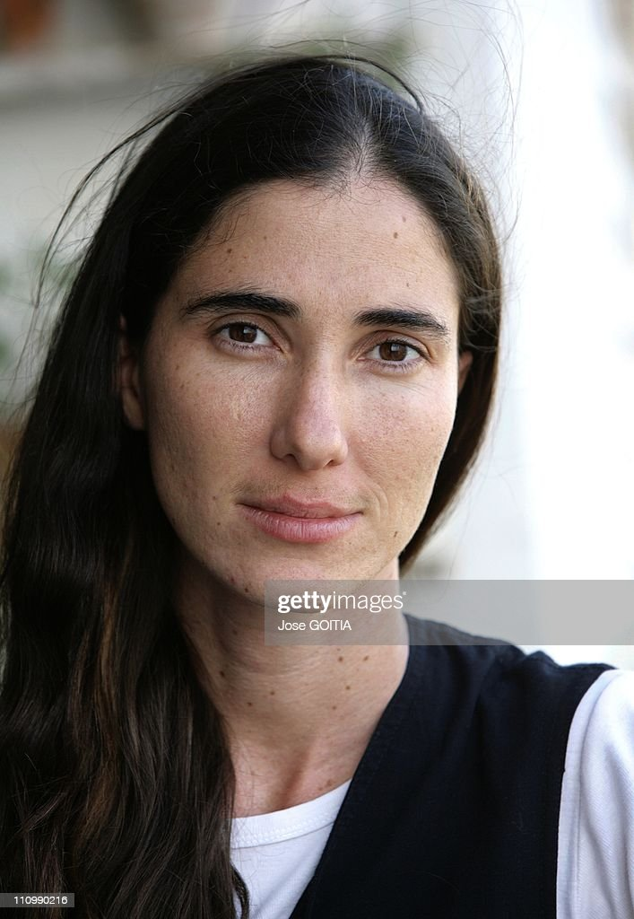 Yoani Sanchez won an award for best digital journalism at the 'Ortega y Gasset' Journalism Awards in Havana, Cuba in November, 2007 - Cuba's most popular blogger Yoani Sanchez ,32, won an award for best digital journalism at the Ortega y Gasset Journalism