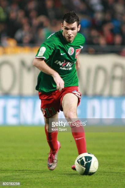 Yoann COURT Troyes /Sedan 29e journee Ligue 2