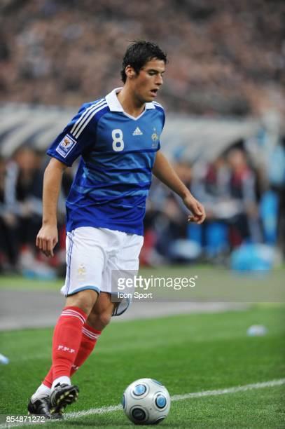 Yoann GOURCUFF France / Lituanie Eliminatoire de la Coupe du Monde 2010