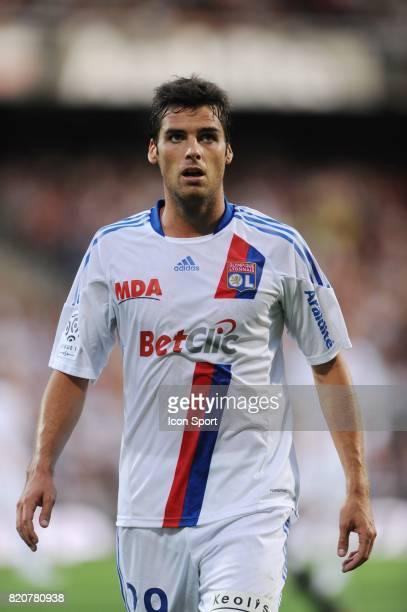 Yoann GOURCUFF Lyon / Valenciennes 5eme journee de Ligue 1