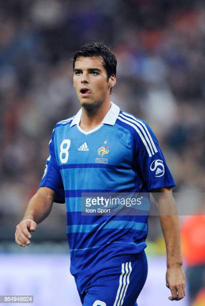 Yoann GOURCUFF France / Tunisie Amical Stade de France
