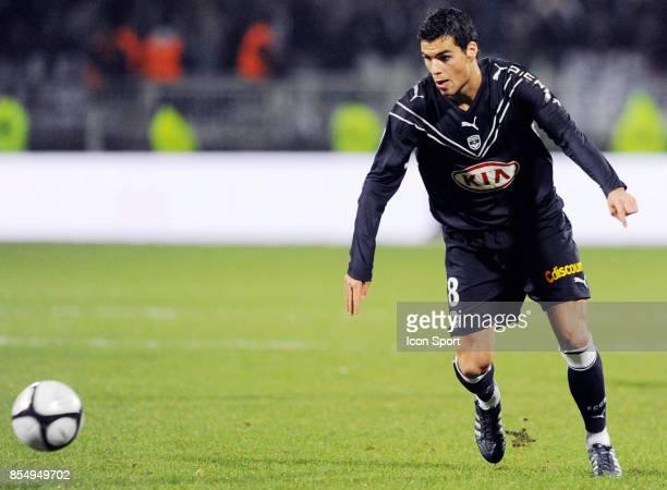 Yoann GOURCUFF Lyon / Bordeaux 14eme journee de Ligue 1