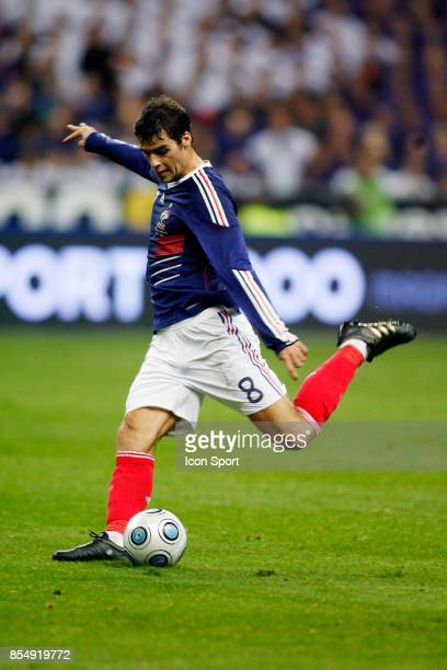 Yoann GOURCUFF France / Eire Barrage retour Qualifications Coupe du Monde 2010 Stade de France Saint Denis