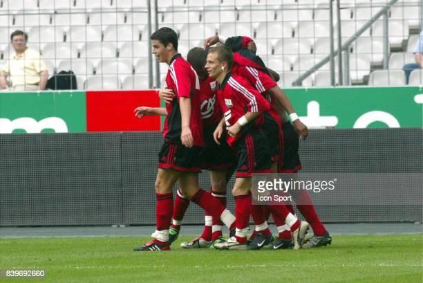 Yoann GOURCUFF Rennes / Strasbourg Finale de la Coupe Gambardella 2003