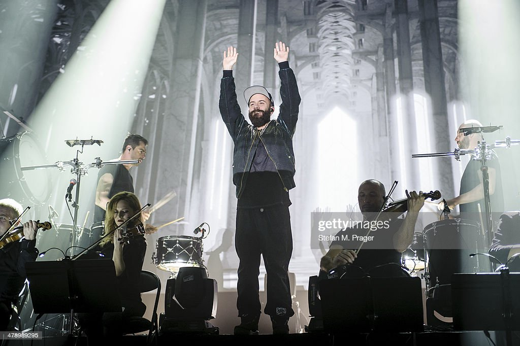 Woodkid Performs At Zenith In Munich