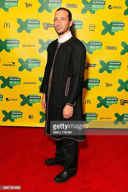 Yochai Barak of Diwan Saz attends 'International Daystage' during the 2015 SXSW Music Film Interactive Festival at Austin Convention Center on March...