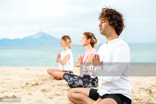 Yoga and meditation against emotional stress