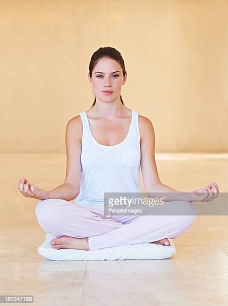 Yoga beruhigt Ihre