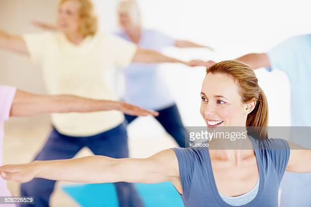 Yoga für ein gesundes und glückliches Leben