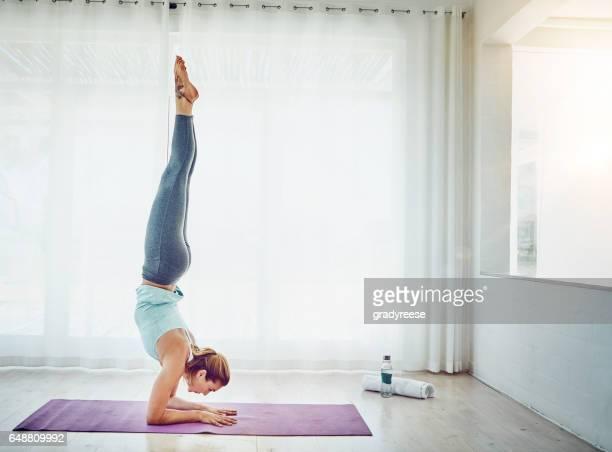 Yoga ist eine Fahrt in die Freiheit