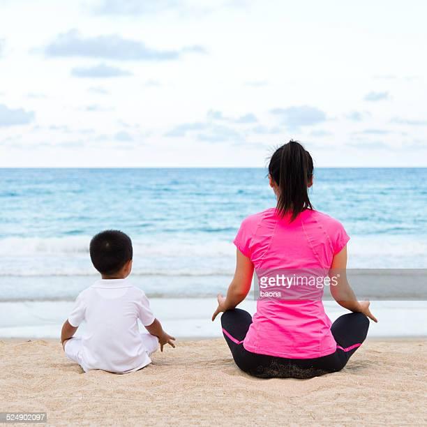 yoga, méditation