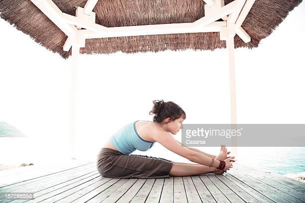 Yoga - Paschimottanasana