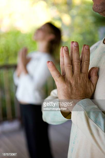 Namaste Hands Stock Photos and Pictures | Getty Images