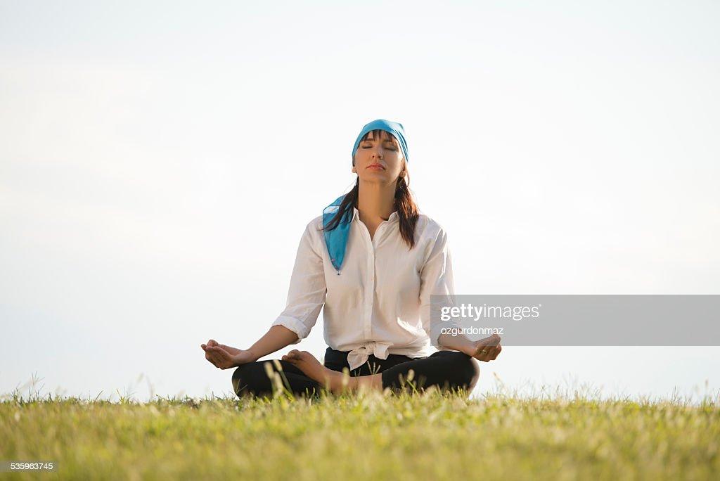 Yoga : Stock Photo