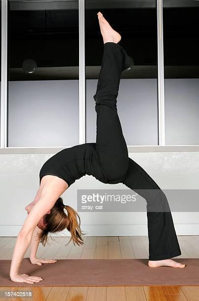 Yoga: En équilibre