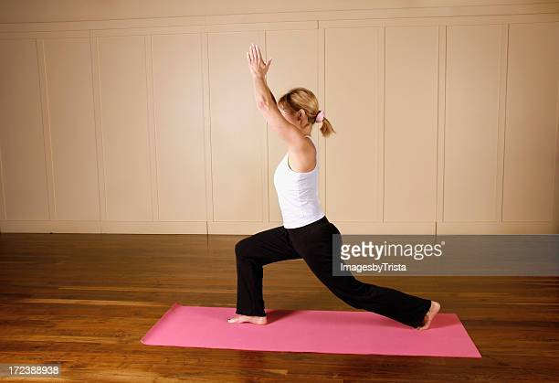 Yoga Series - Crescent Lunge