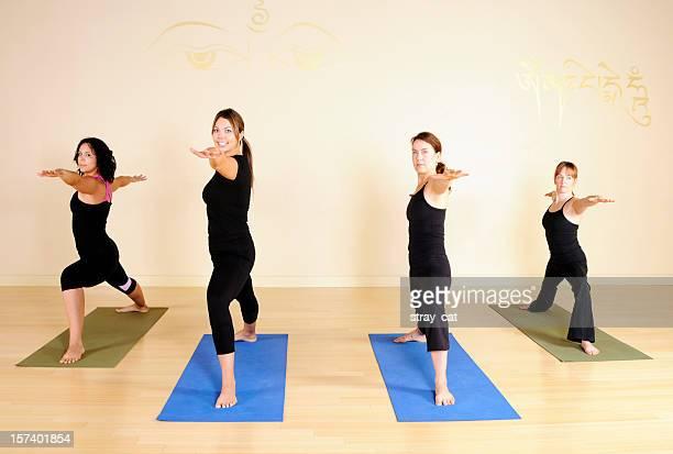 Yoga Series: Group Class