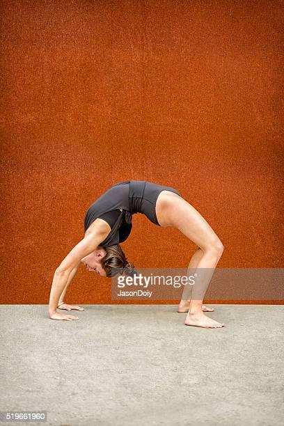 Posa Yoga ruota