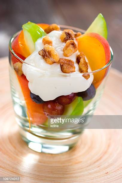 Yogurt and Fruit Cup