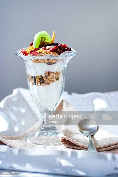 Yogurt Parfait Breakfast