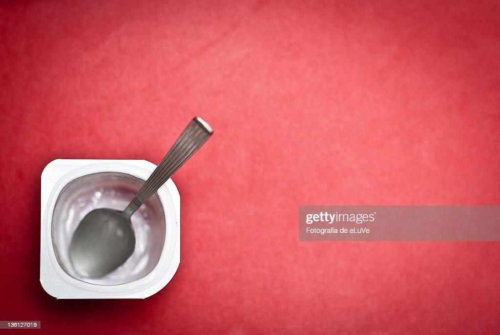 Yogurt : Stock Photo