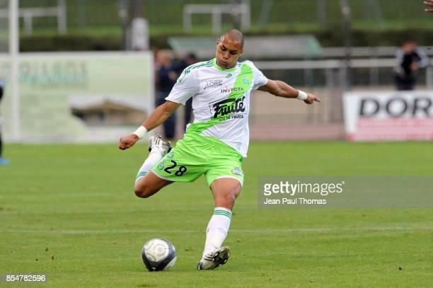 Yohan BENALOUANE Dijon / Saint Etienne Match Amical