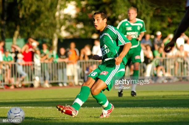 Yohan BENALOUANE Monaco / St Etienne Match Amical Aix Les Bains