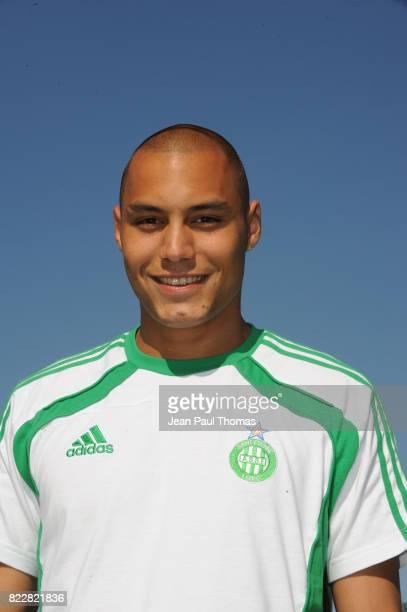 Yohan BENALOUANE Saint Etienne / Dijon Match Amical Roanne