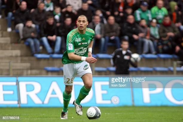 Yohan BENALOUANE Lorient / Saint Etienne 30eme journee de Ligue 1