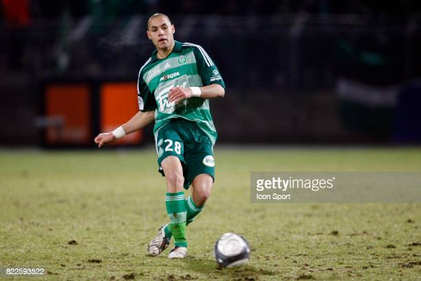 Yohan BENALOUANE Auxerre / Saint Etienne 22e journee Ligue 1 Stade Abbe Deschamps