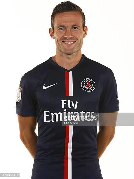 Yohan CABAYE Portrait Officiel Paris Saint Germain Photo Gavelle / PSG / Icon Sport/MB Media