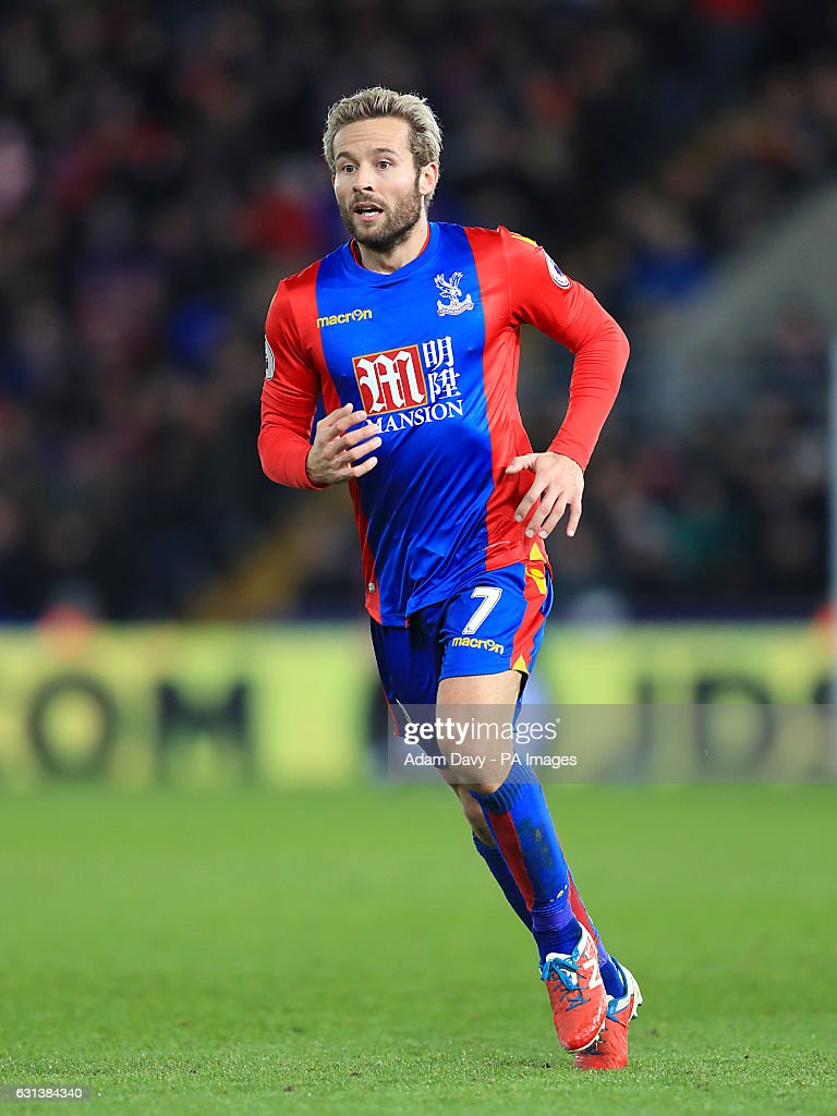 Crystal Palace v Swansea City Premier League Selhurst Park