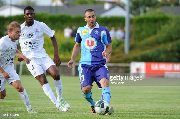 Yohan RIVIERE Caen / Le Havre Match Amical 2011/2012