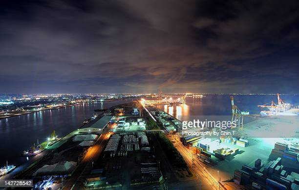 Yokkaichi harbour