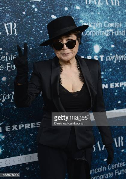 Yoko Ono Stock Photos ...