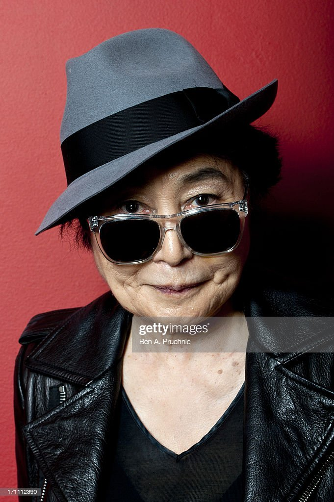 Yoko Ono introduces a special screening of 'GasLand' as part of the BFI Screen Epiphanies series at BFI Southbank on June 22, 2013 in London, England.
