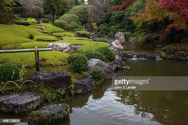 Yokoen at Taizoin The temple was built in 1404 and the oldest of the forty subtemples at Myoshinji Taizoin has three unusual gardens The first garden...