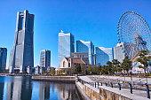 Yokohama landscape