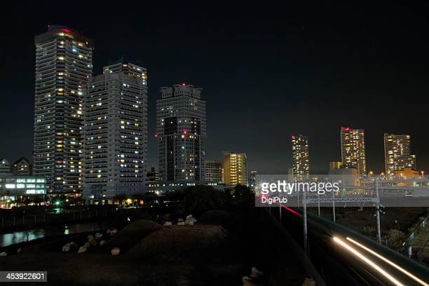 Yokohama night view