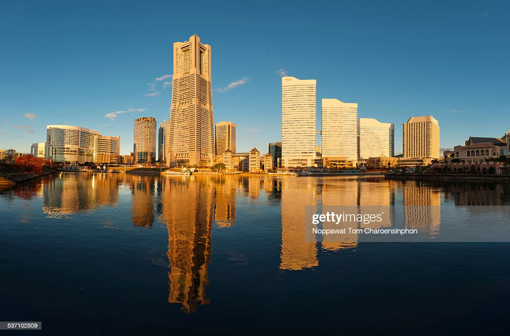 Yokohama Skyscrapers
