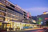 Yokohama station West exit