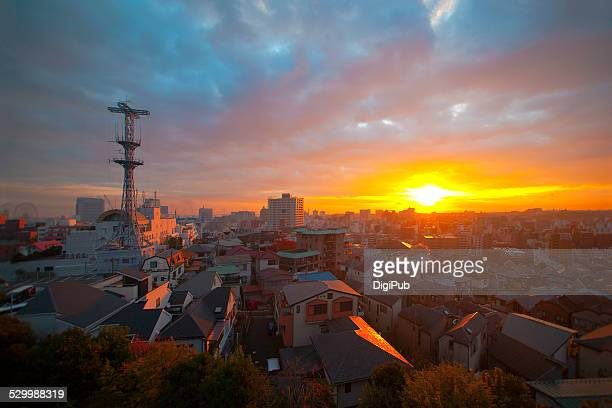 Yokohama Sunrise, November 28, 2014