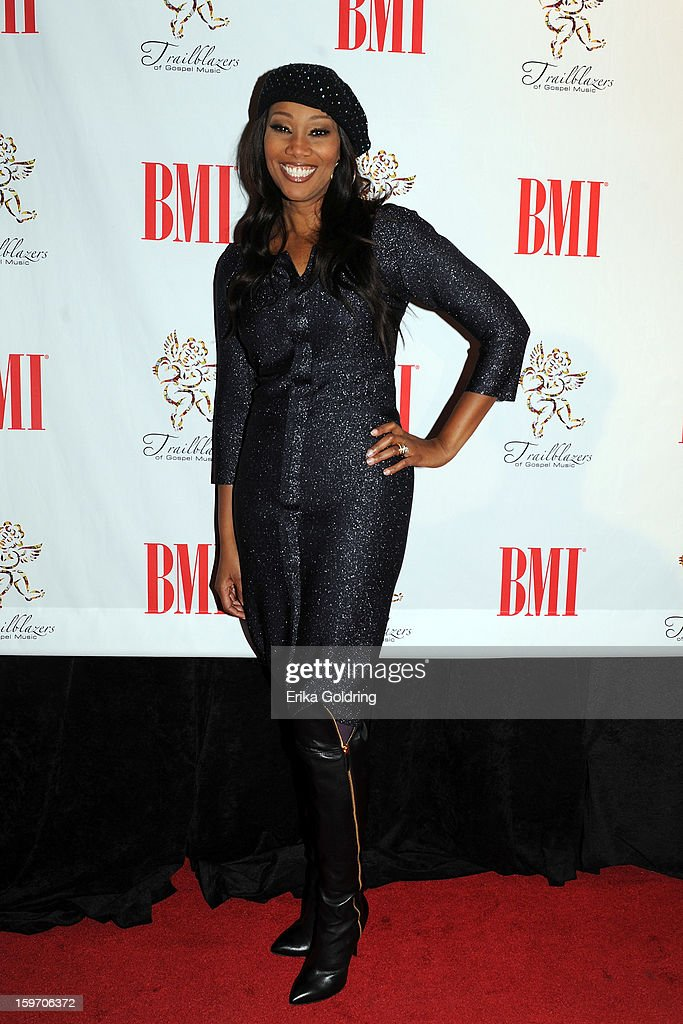 Yolanda Adams attends the 14th annual BMI Trailblazers of Gospel Music Awards at Rocketown on January 18, 2013 in Nashville, Tennessee.
