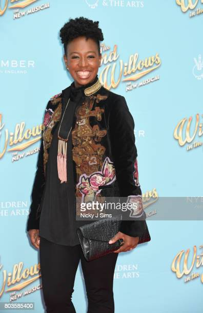 Yolanda Brown attends the Gala performance of Wind In The Willows at London Palladium on June 29 2017 in London England