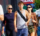 Celebrity Sightings In New York City - September 21,...